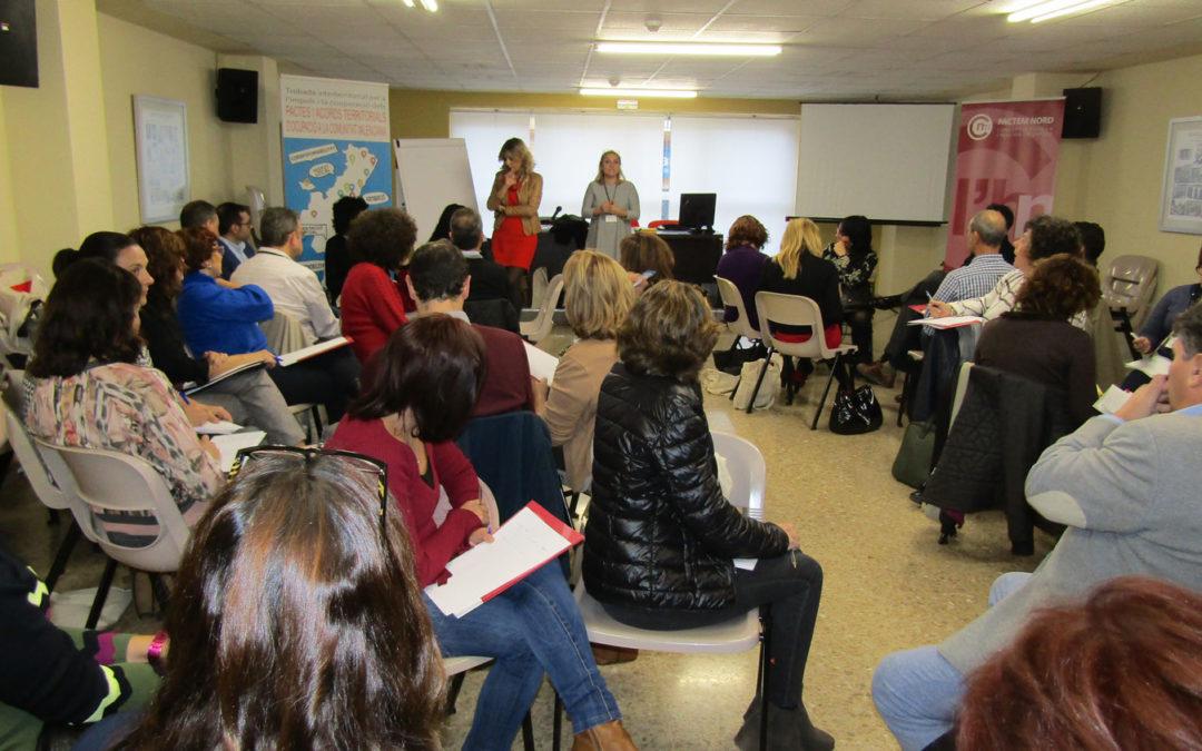 Los pactos territoriales de la Comunidad Valenciana se reúnen en Burjassot